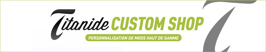 Titanide Custom Shop